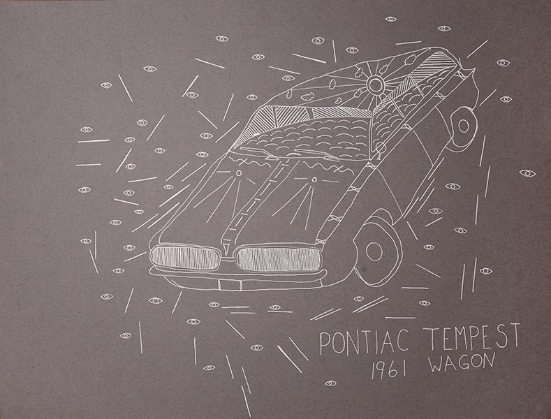 Veronica De Jesus, Pontiac Tempest, 2014