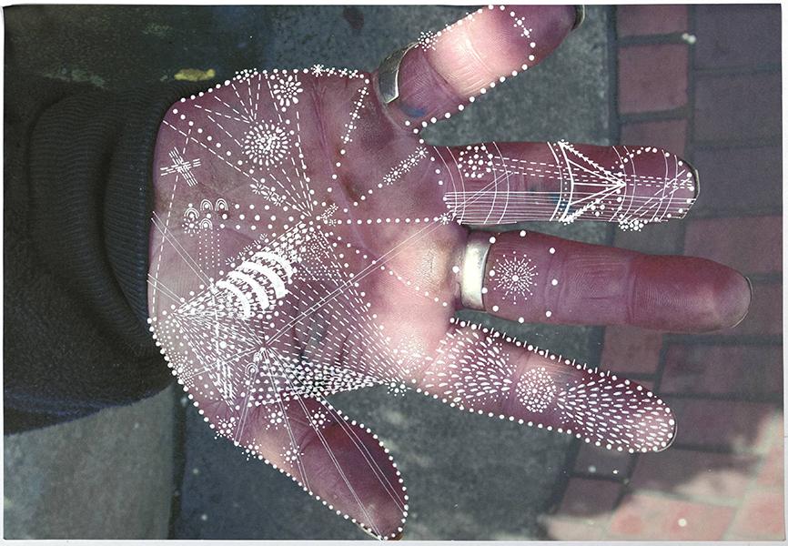 Veronica De Jesus, Hand, 2006